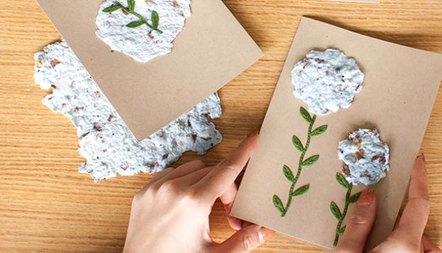 A Best Exporter and Supplier of Handmade Paper and Seed Paper
